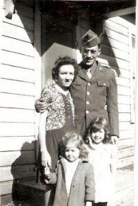 Family Photo in 1945