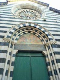 Church at Monterosso del Mare