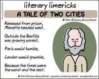 Literary Limericks: A Tale of Two Cities
