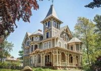 Victorian Stick in New Haven, Connecticut