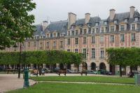 Paris Place de Vosges