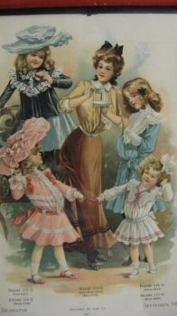 Themes Vintage ads - Victorian fashion 1902
