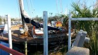 Hurricane Michael Boats