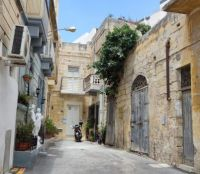 An Alley in Birkirkara, Malta