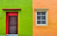 Door & Window by Esteban Rios