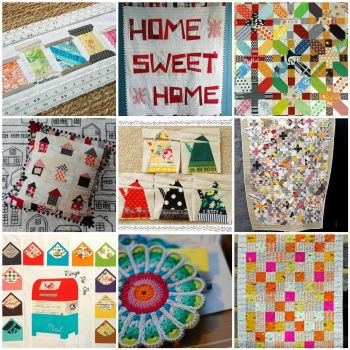 Pillow Talk Swap - Round 6 - Mosaic by craftapalooza on flickr