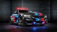 2015 BMW M4 Safety car