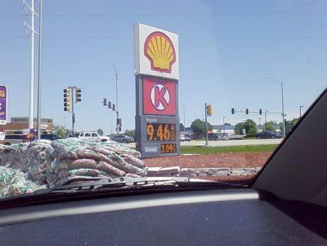 Gas gone Wild
