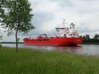 Terneuzen - Gent Canal, Netherlands