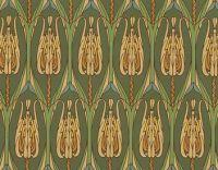 thistle wallpaper- Bradbury and Bradbury