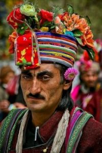 ladakh men's hat