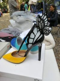 Another type of butterfly... ;-)