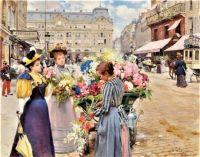 Flower Merchant (1893)
