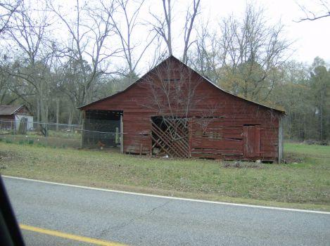 Barns and houses 004