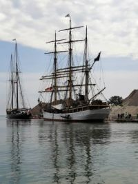 Picton Castle Tall Ship Aug 2019 #2