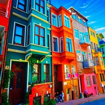 Colorful Buildings (3)