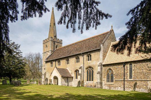 Madingley Church, Cambridgeshire,UK