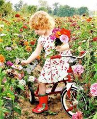 The Little Flower Picker