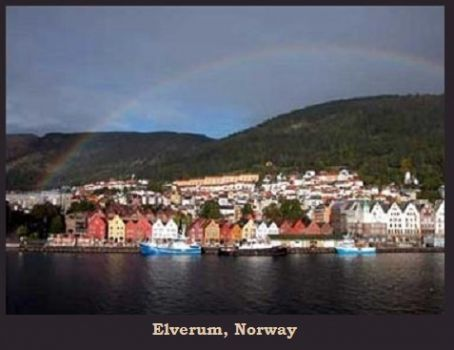 Elverum Norway