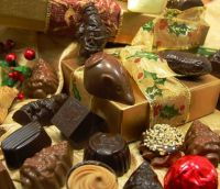 Belgian Chocolates for Christmas for Snooker!