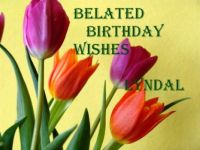 LYNDAL BIRTHDAY WISHES AND MANY MORE