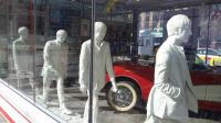Beatle statues in Chicago