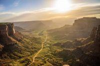 Sunrise in Canyonlands National Park, Utah