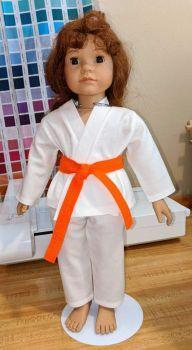 Karate Doll
