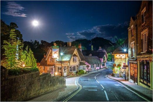 Shanklin Old Village