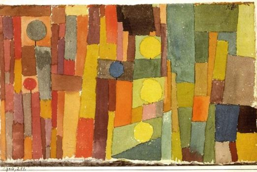 Klee: In the Style of Kairouan