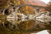 Bridges 3-Devil's Bridge (Dyavolski Most), Ardino, Bulgaria