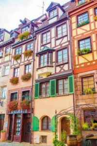 Bright Buildings, Nuremburg