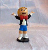 Richie Rich Artist Proof Teeny Weeny Mini-maquette