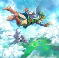 TLoZ - Falling from the Sky