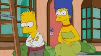 marge and bart