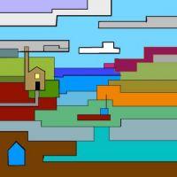 Factory  (Cubism)