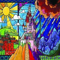 Stained Glass Castle