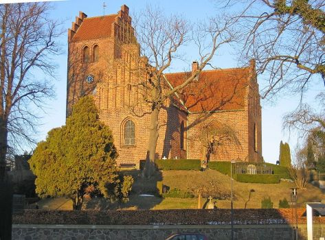 LYNGBY CHURCH