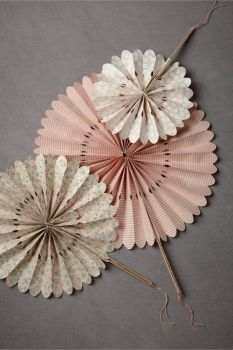 Homemade Fans