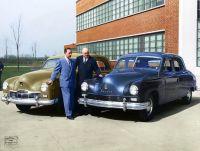 1947 Kaiser and Frazer cars