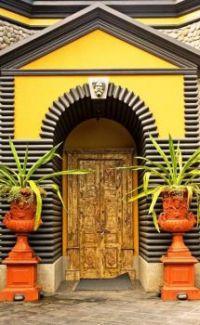 Entrance ~ Costa Rica