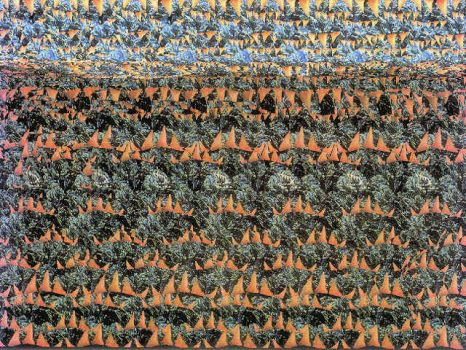 Magic Eye shark Attack