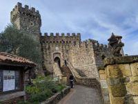 Castello di Amorosa Winery.nNAPA VALLEY