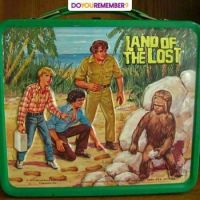 """Land of the Lost"" lunchbox"