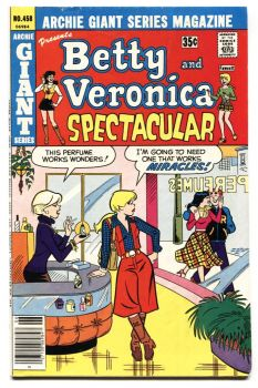 Betty Veronica 458