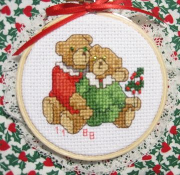 Special Bear Couple