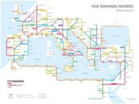Roman Empire Subway Map