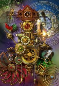 It's About Time by Ciro Marchetti