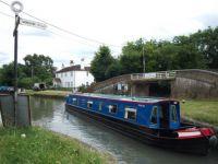 Narrowboat Princess