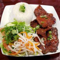 Cơm Tấm Sườn Nướng : Vietnamese Grilled PorkChop